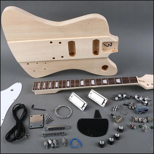 Best ideas about DIY Bass Guitar Kits . Save or Pin DIY Firebird Electric Guitar Kit Blackbeard s Den Now.