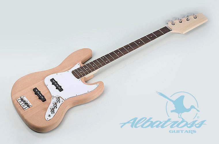 Best ideas about DIY Bass Guitar Kits . Save or Pin DIY Electric Bass Guitar Kit Project Bolt Mahogany Body Now.