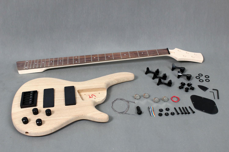 Best ideas about DIY Bass Guitar Kits . Save or Pin Diy Bass Guitar Kit Instructions DIY Decorating Ideas Now.