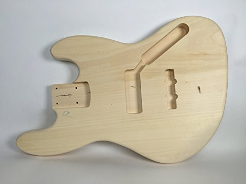 Best ideas about DIY Bass Guitar Kits . Save or Pin Solid Body DIY Electric Bass Guitar Kit Fretless String Now.