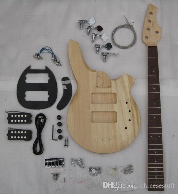 Best ideas about DIY Bass Guitar Kits . Save or Pin 2017 Diy Guitar Kits 5 String Bass Diy Kits For Sale From Now.