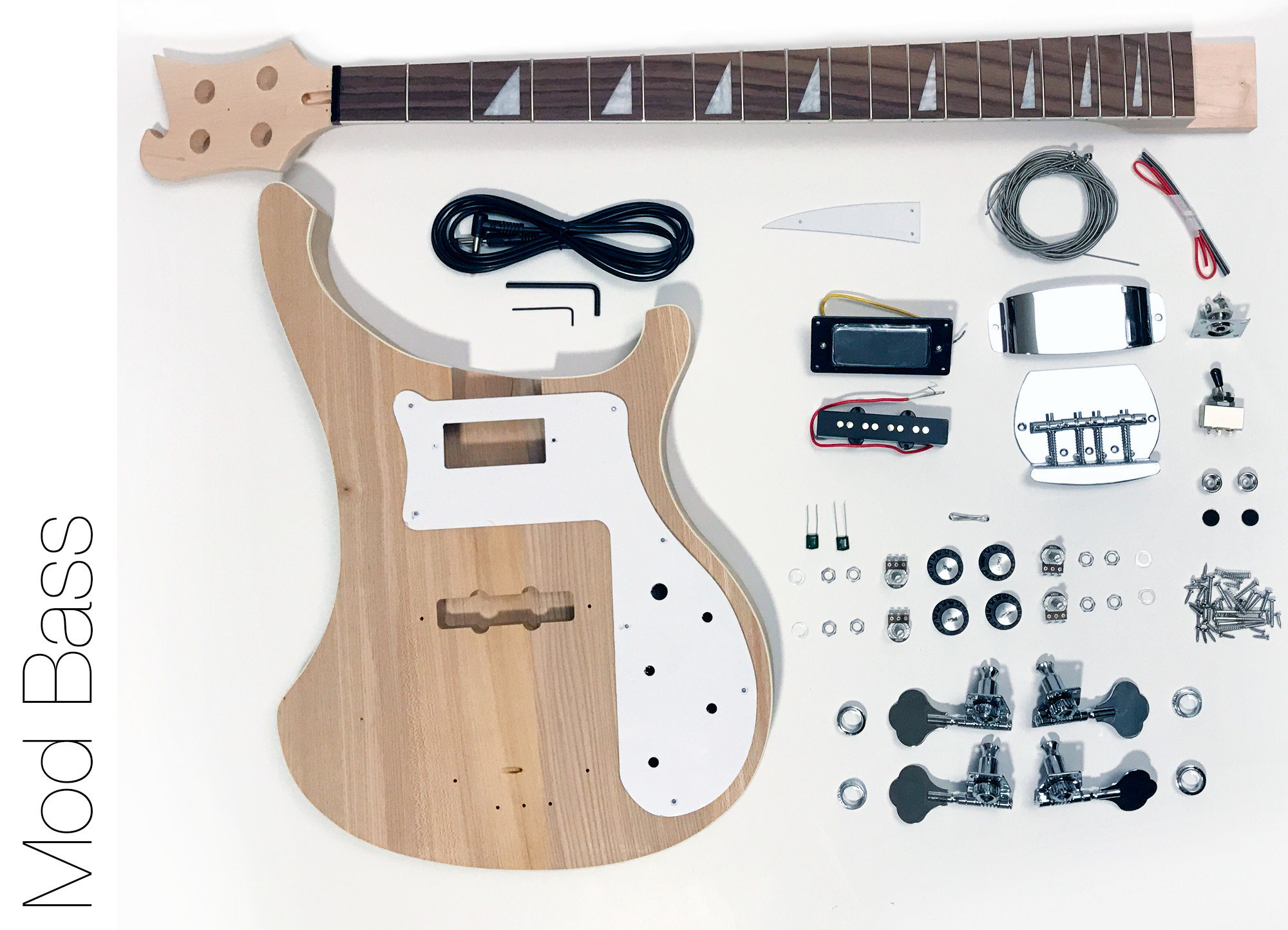 Best ideas about DIY Bass Guitar Kits . Save or Pin DIY bass kits with upgraded pickups Now.