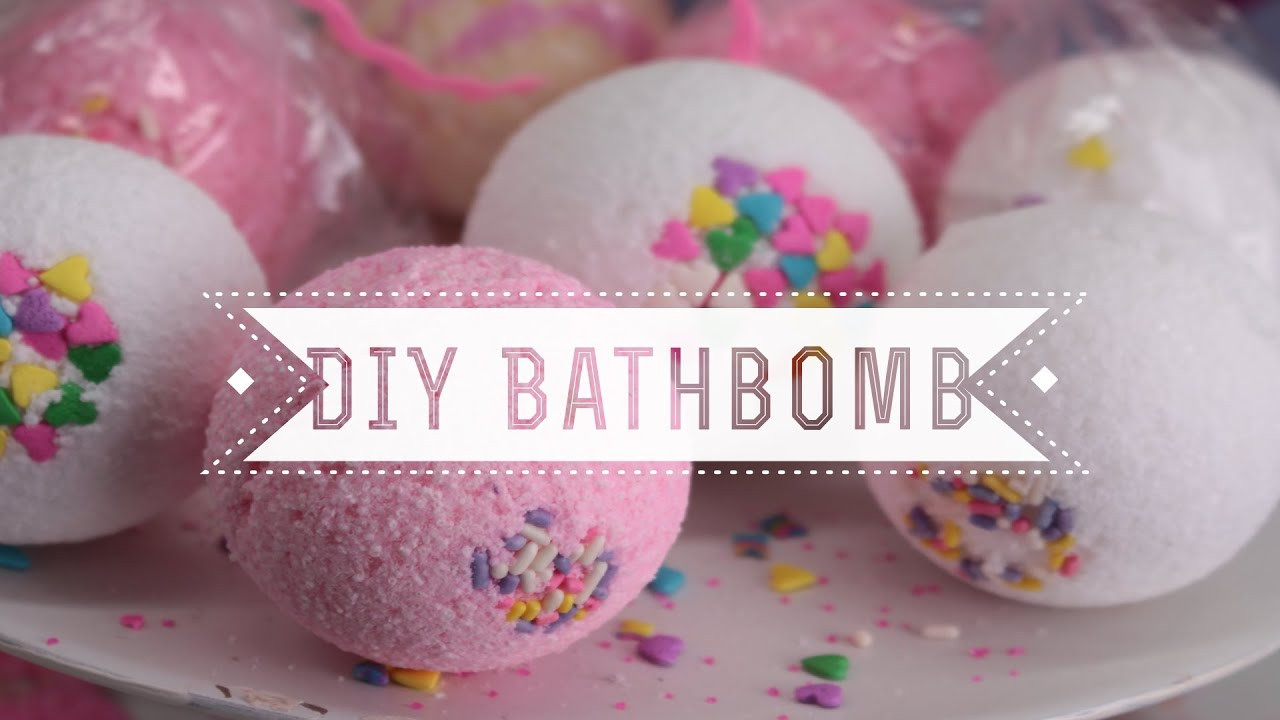 Best ideas about DIY Bath Bomb . Save or Pin DIY Sprinkles Bath Bombs Vanilla Cupcake Scented Now.