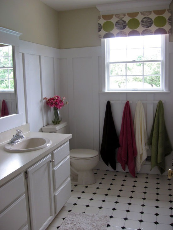 Best ideas about DIY Bathroom Floor . Save or Pin DIY Home Improvement Bud Bathroom Makeover Now.
