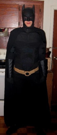 Best ideas about DIY Batman Costume . Save or Pin Halloween Costume Idea Batman – cable car couture Now.