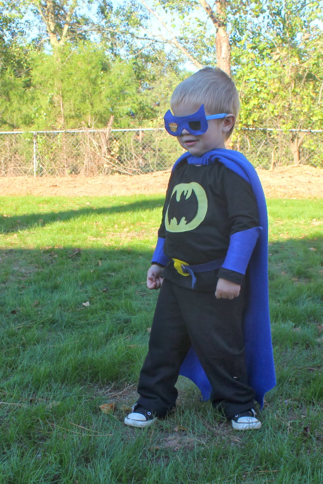 Best ideas about DIY Batman Costume . Save or Pin Love City costume love our diy halloween costumes Now.