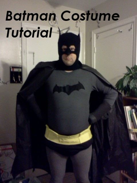 Best ideas about DIY Batman Costume . Save or Pin A Moving Tale How I made my Halloween Costumes part 4 Now.