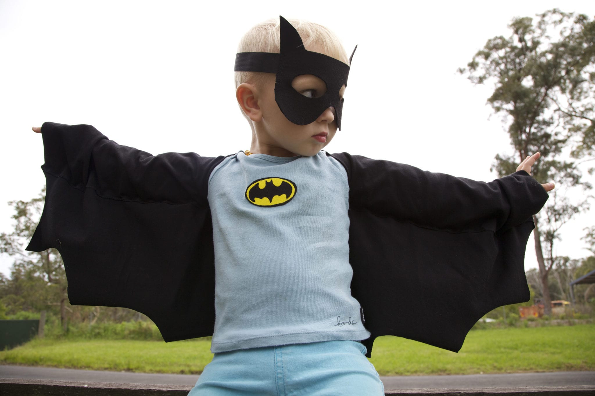 Best ideas about DIY Batman Costume . Save or Pin Homemade Batman Costume Now.