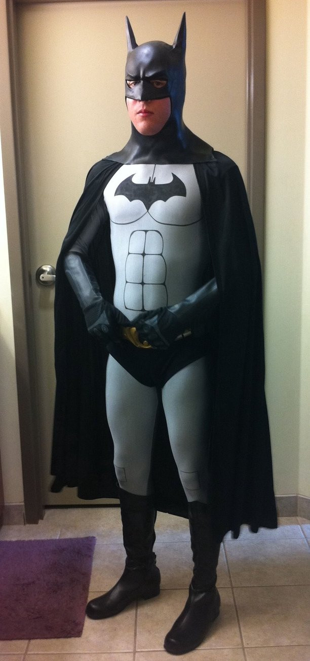 Best ideas about DIY Batman Costume . Save or Pin My Homemade Batman Costume by Cjrowland on DeviantArt Now.