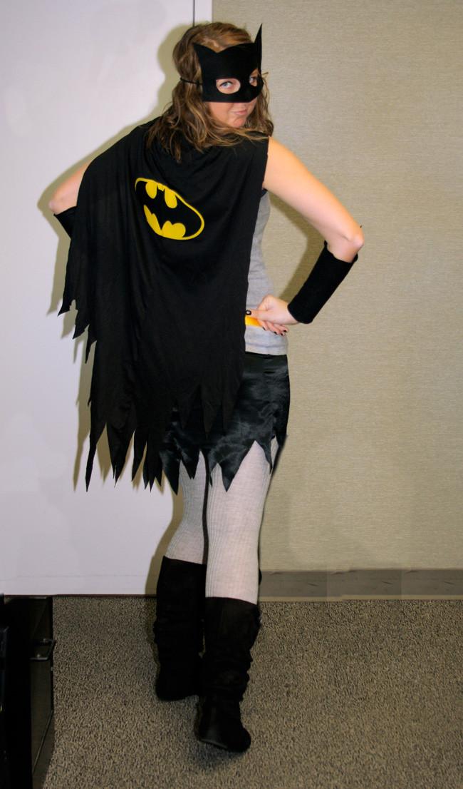 Best ideas about DIY Batman Costume . Save or Pin Ponderings on my Wanderings Holy DIY Batman Now.