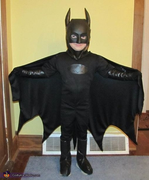 Best ideas about DIY Batman Costume . Save or Pin Batman Batman robin and Batman costumes on Pinterest Now.