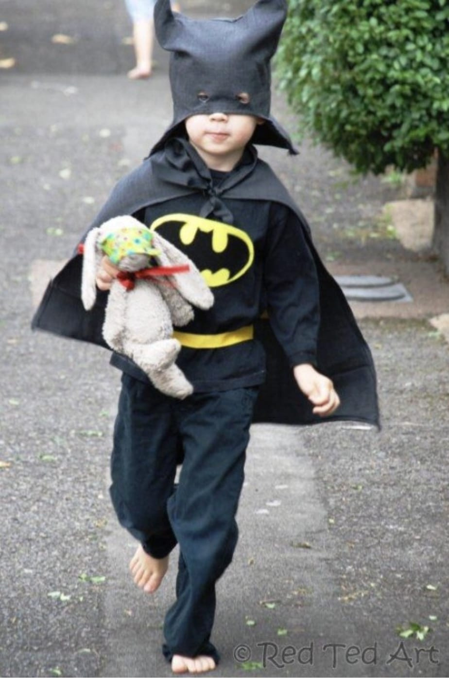Best ideas about DIY Batman Costume . Save or Pin DIY Superhero Costumes Cutesy Crafts Now.