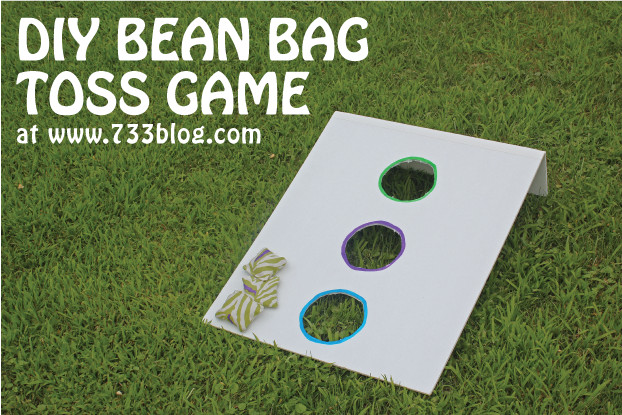 Best ideas about DIY Bean Bag Toss . Save or Pin DIY Bean Bag Toss Game Inspiration Made Simple Now.