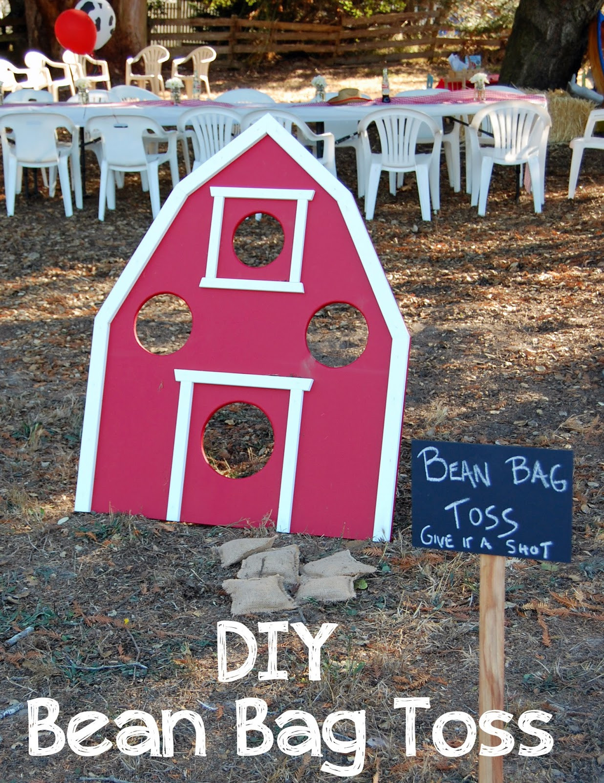 Best ideas about DIY Bean Bag Toss . Save or Pin Pinkie for Pink DIY Bean Bag Toss Now.