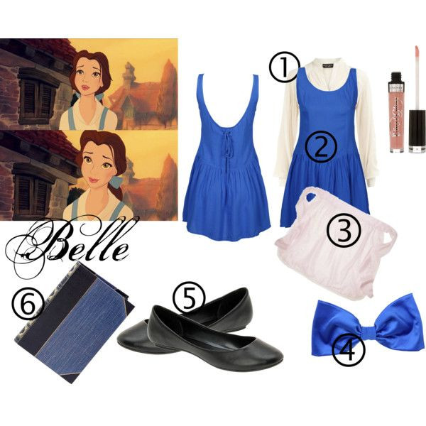 Best ideas about DIY Beauty And The Beast Costume . Save or Pin DIY Halloween Costume Belle from Beauty and the Beast Now.