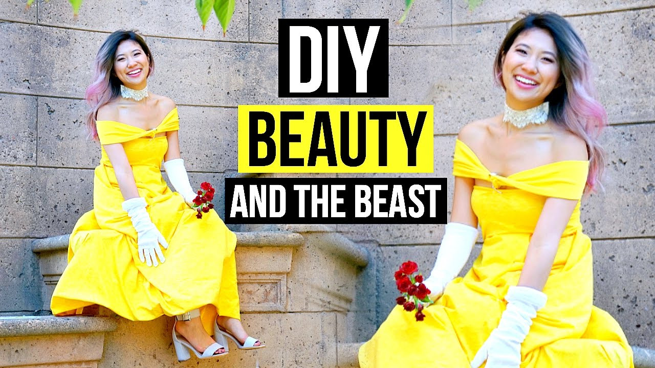 Best ideas about DIY Beauty And The Beast Costume . Save or Pin DIY Beauty and the Beast Costume Makeup Tutorial Now.