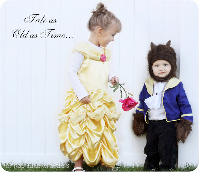 Best ideas about DIY Beauty And The Beast Costume . Save or Pin 28 DIY Disney Costume Tutorials at are MUCH cuter than Now.
