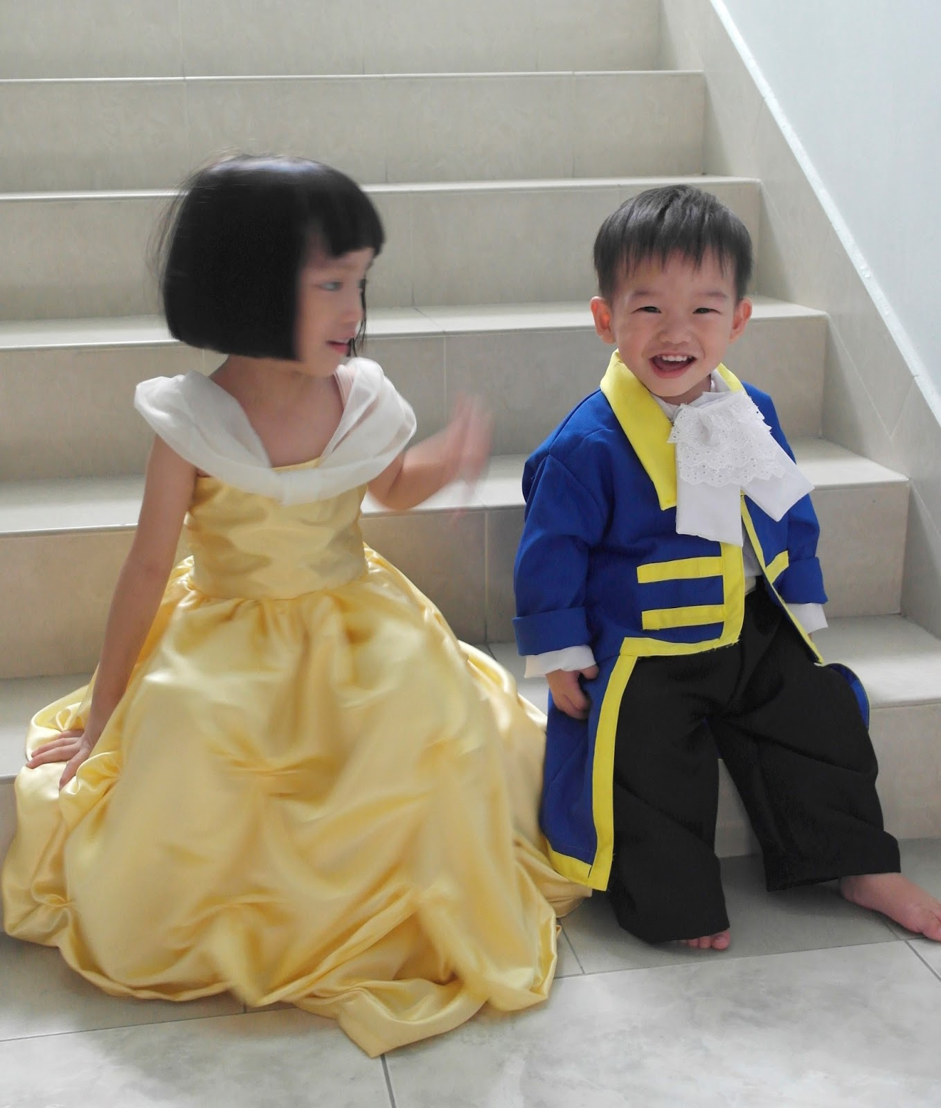Best ideas about DIY Beauty And The Beast Costume . Save or Pin Fluene s Corner DIY Beast s Costume from Beauty and Now.