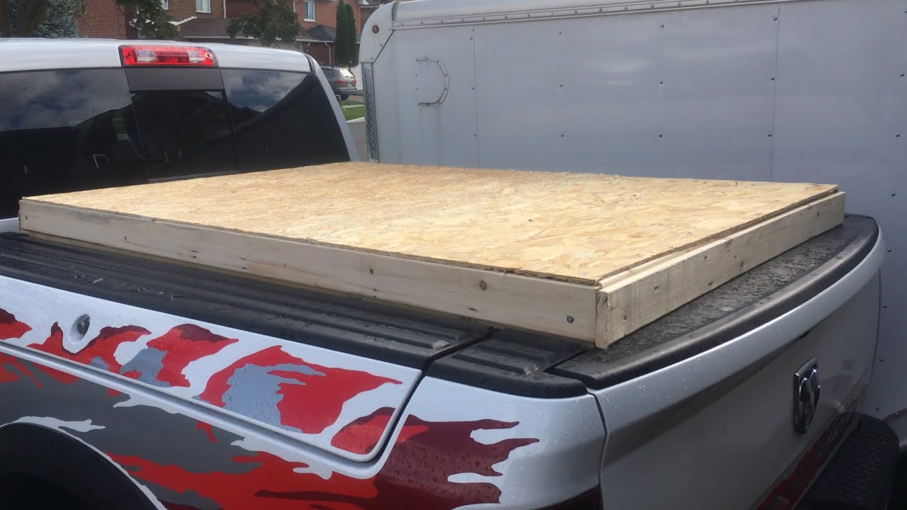 Best ideas about DIY Bed Cover . Save or Pin DIY homemade Tonneau cover for Rambox kingquad Mods Now.