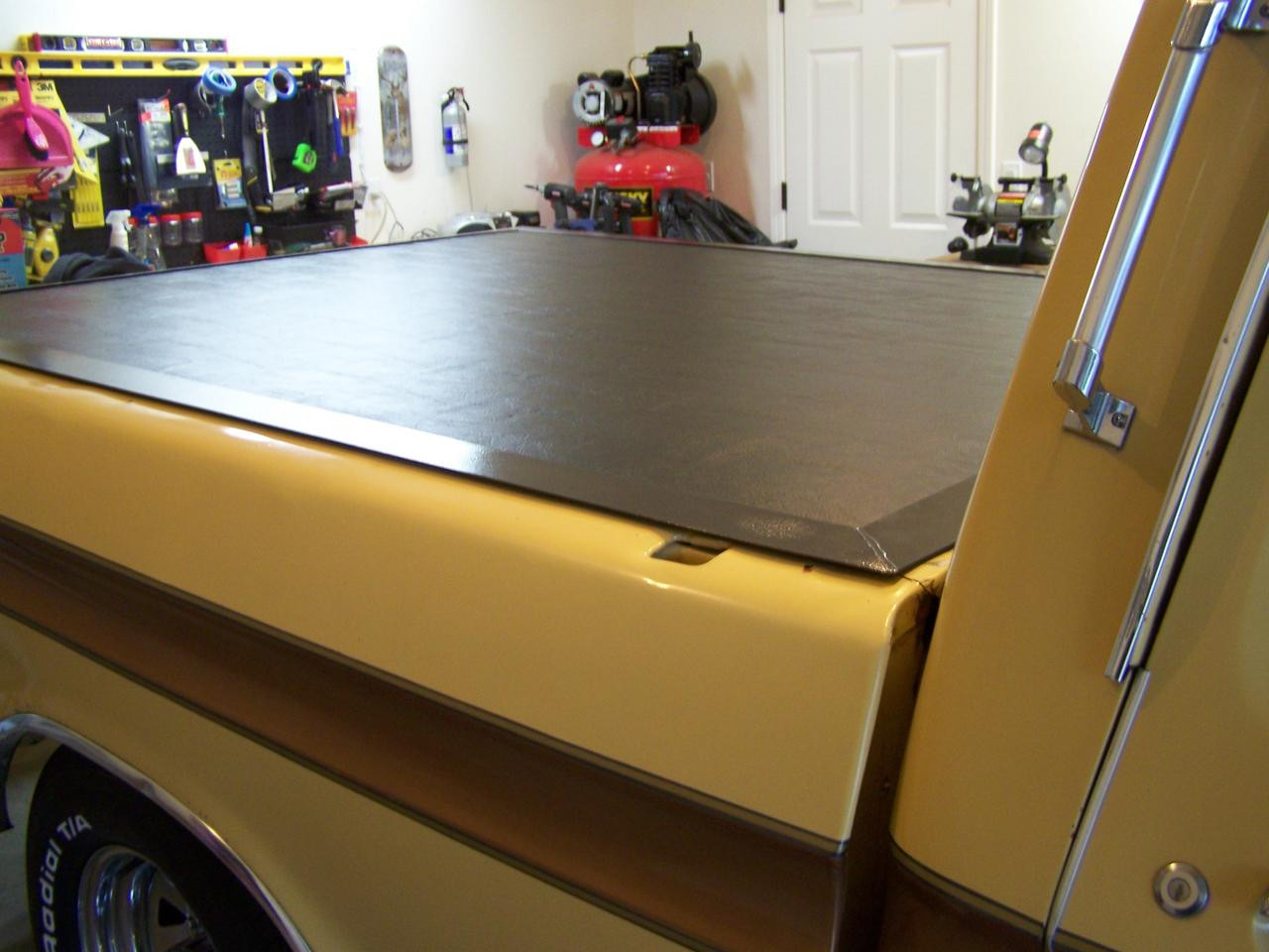 Best ideas about DIY Bed Cover . Save or Pin homemade tonneau cover pics Ford Truck Enthusiasts Forums Now.