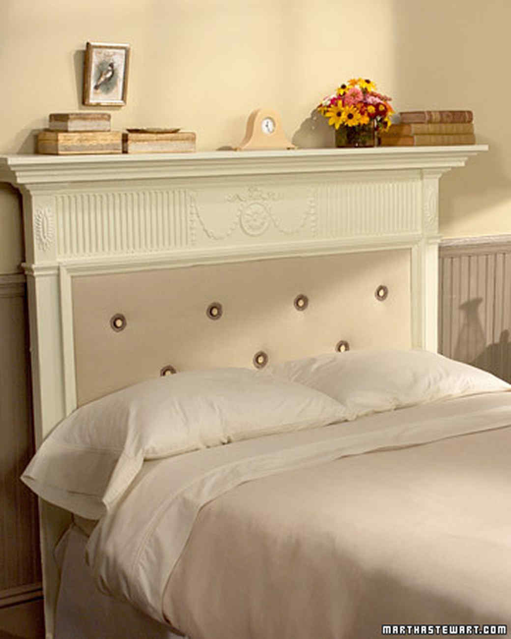 Best ideas about DIY Bed Headboards . Save or Pin DIY Headboard Ideas Give Your Bed a Boost Now.