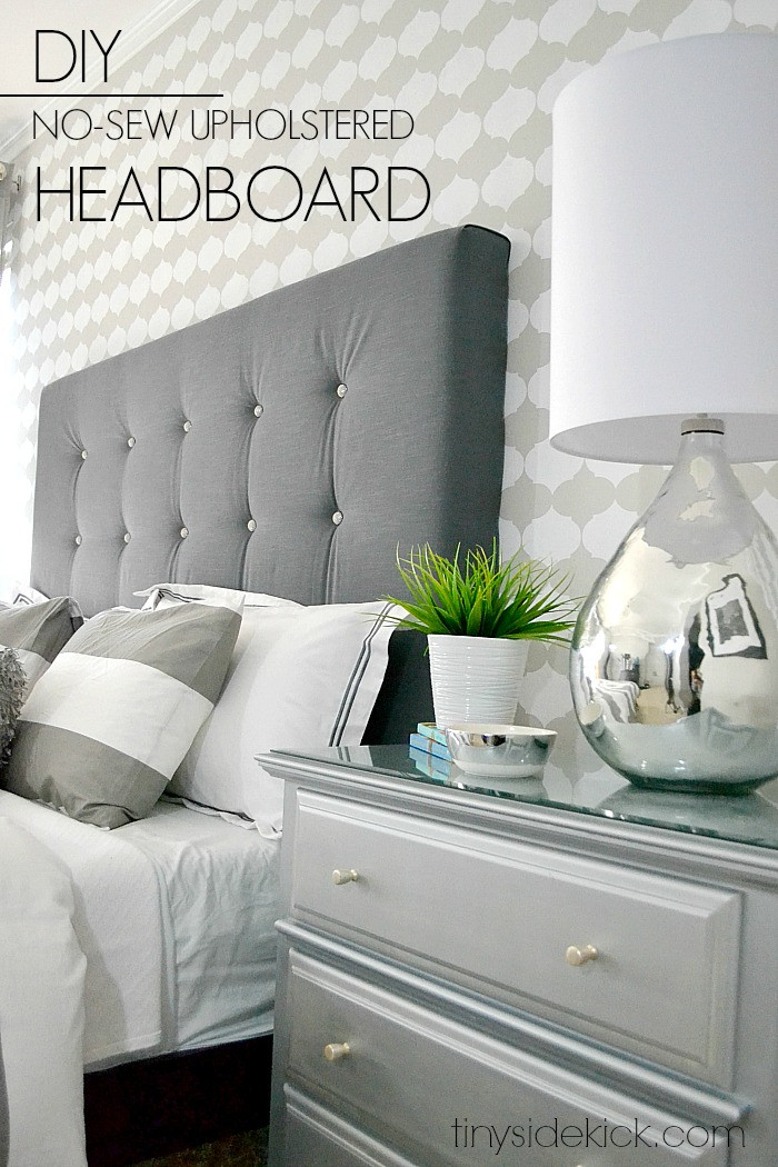 Best ideas about DIY Bed Headboards . Save or Pin DIY Headboard Project Ideas The Idea Room Now.