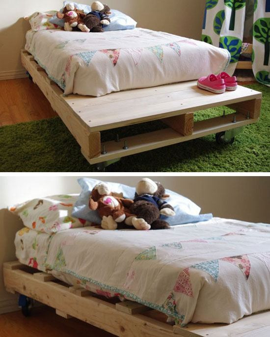 Best ideas about DIY Bed Ideas . Save or Pin 22 Bedroom Decorating Ideas on a Bud Now.