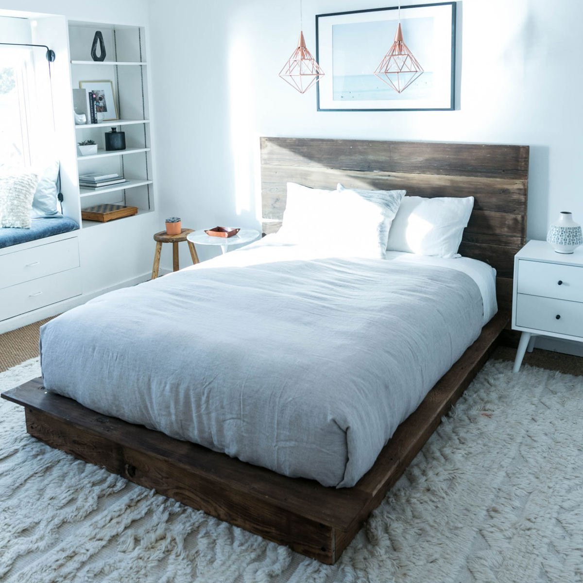 Best ideas about DIY Bed Ideas . Save or Pin 10 Awesome DIY Platform Bed Designs — The Family Handyman Now.