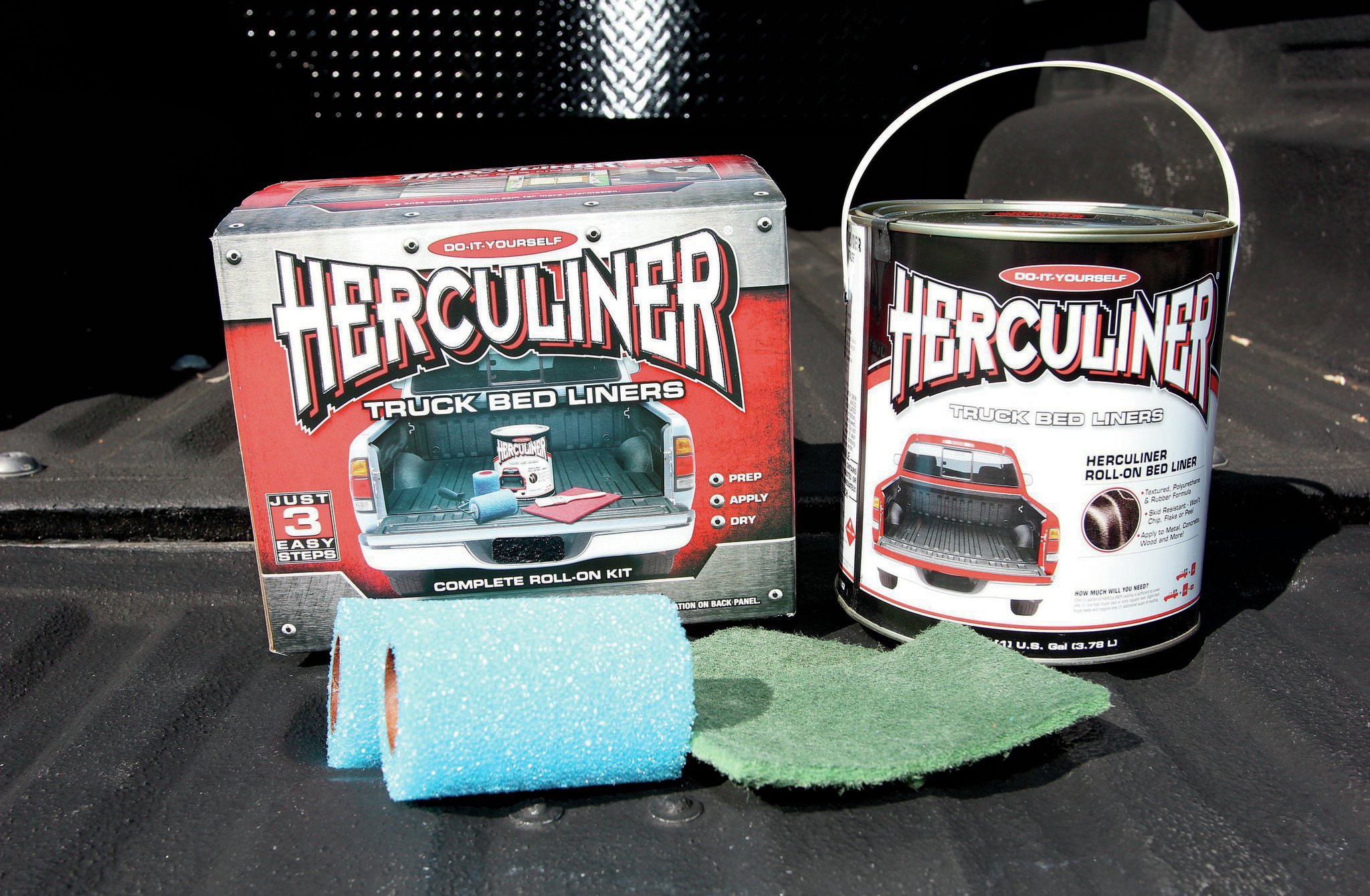Best ideas about DIY Bed Liner Kit . Save or Pin Herculiner DIY Roll on Bedliner Kit How to & Image Now.