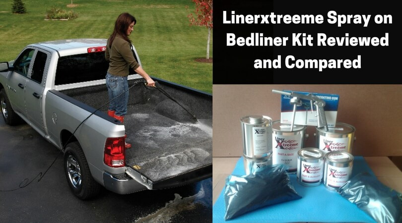 Best ideas about DIY Bed Liner Kit . Save or Pin Linerxtreeme Spray on Bedliner Kit Reviewed and pared Now.