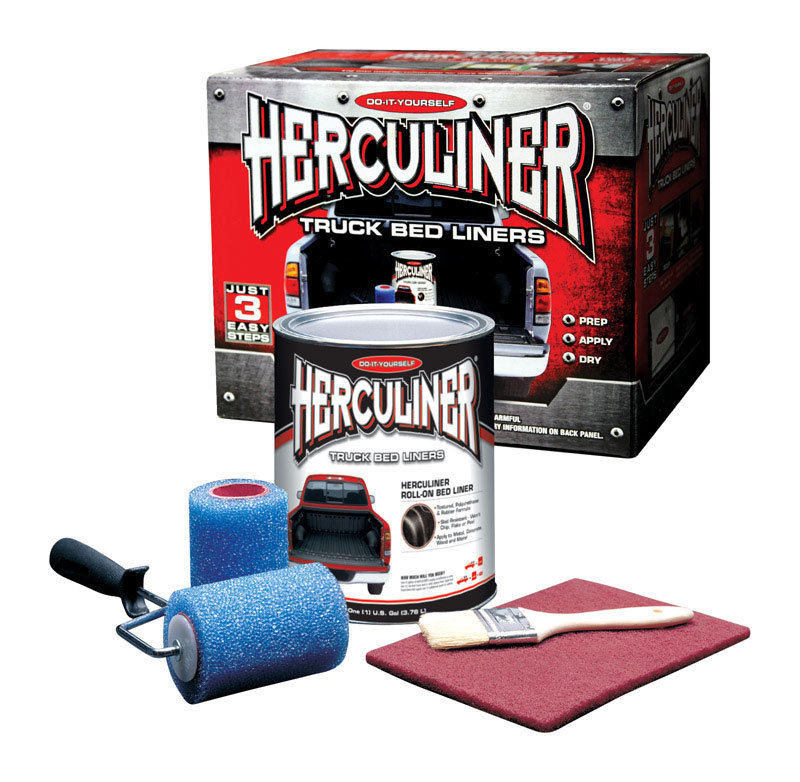 Best ideas about DIY Bed Liner Kit . Save or Pin Herculiner DiY Truck Bed Liner Roll Kit HCL0B8 Now.