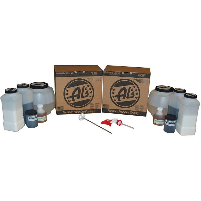 Best ideas about DIY Bed Liner Kit . Save or Pin Al s Liner ALS 2K 2 Gallon DIY Truck Bed Liner Kit Now.