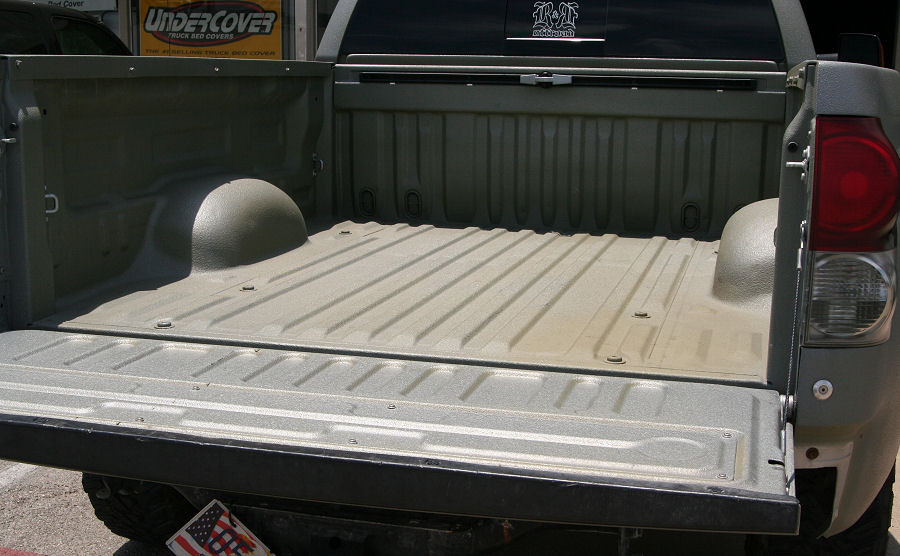 Best ideas about DIY Bed Liner Reviews . Save or Pin Spray in bedliner or diy F150online Forums Now.