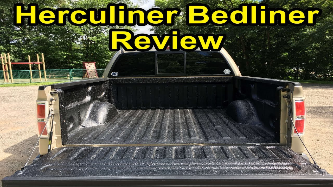 Best ideas about DIY Bed Liner Reviews . Save or Pin Herculiner Bedliner Review Now.