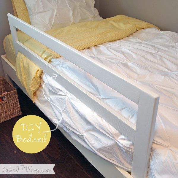 Best ideas about DIY Bed Rail . Save or Pin 25 Best Ideas about Bed Rails on Pinterest Now.