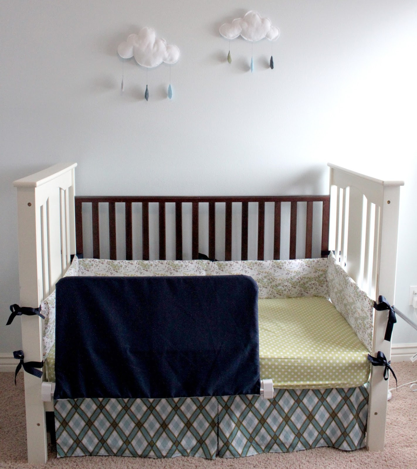 Best ideas about DIY Bed Rails . Save or Pin creatively christy Improvising DIY Bed Rail Cover Now.