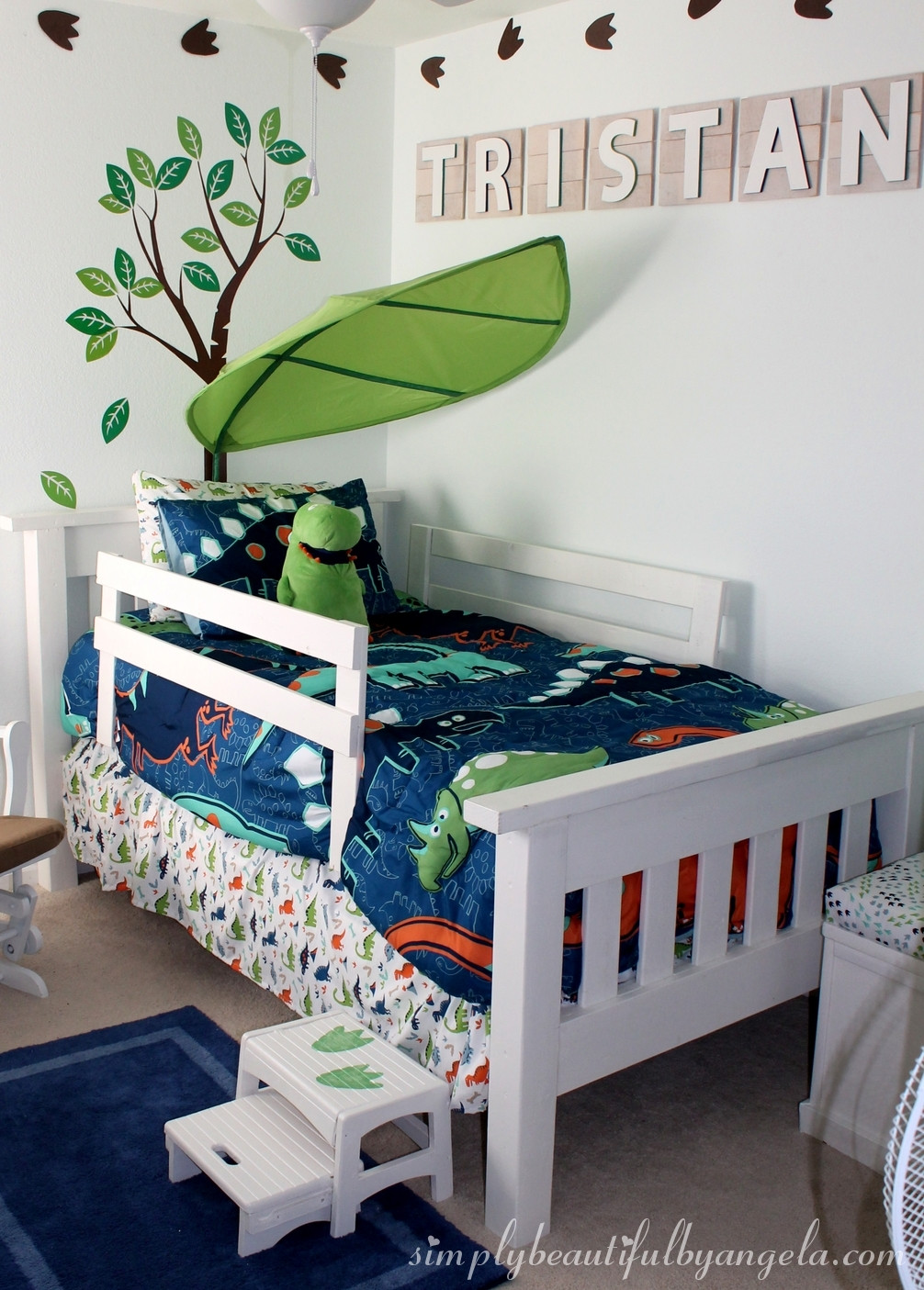 Best ideas about DIY Bed Rails . Save or Pin DIY Toddler Bed Rails Now.