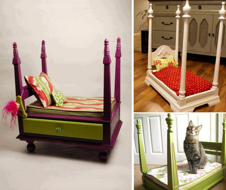 Best ideas about DIY Bed Table . Save or Pin 20 Fantastic Pet Bed ideas Now.