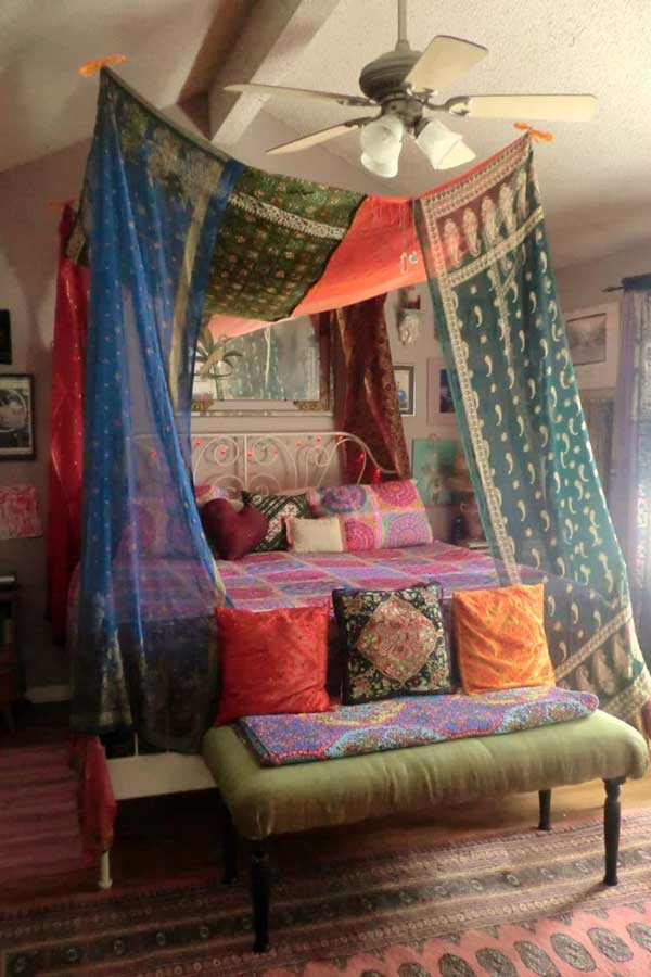 Best ideas about DIY Bed Tents . Save or Pin 20 Magical DIY Bed Canopy Ideas Will Make You Sleep Now.