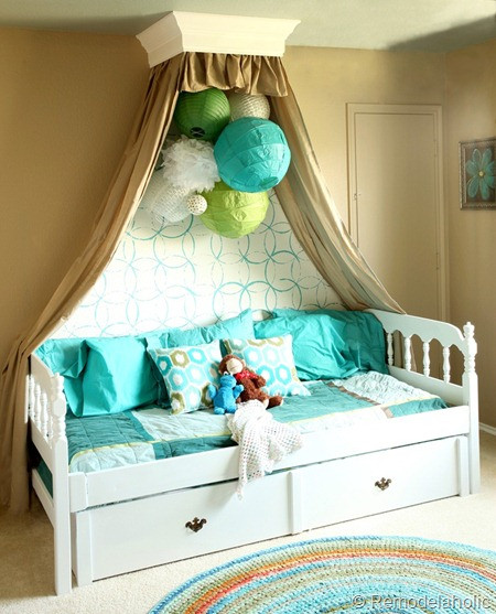 Best ideas about DIY Bed Tents . Save or Pin Remodelaholic Now.