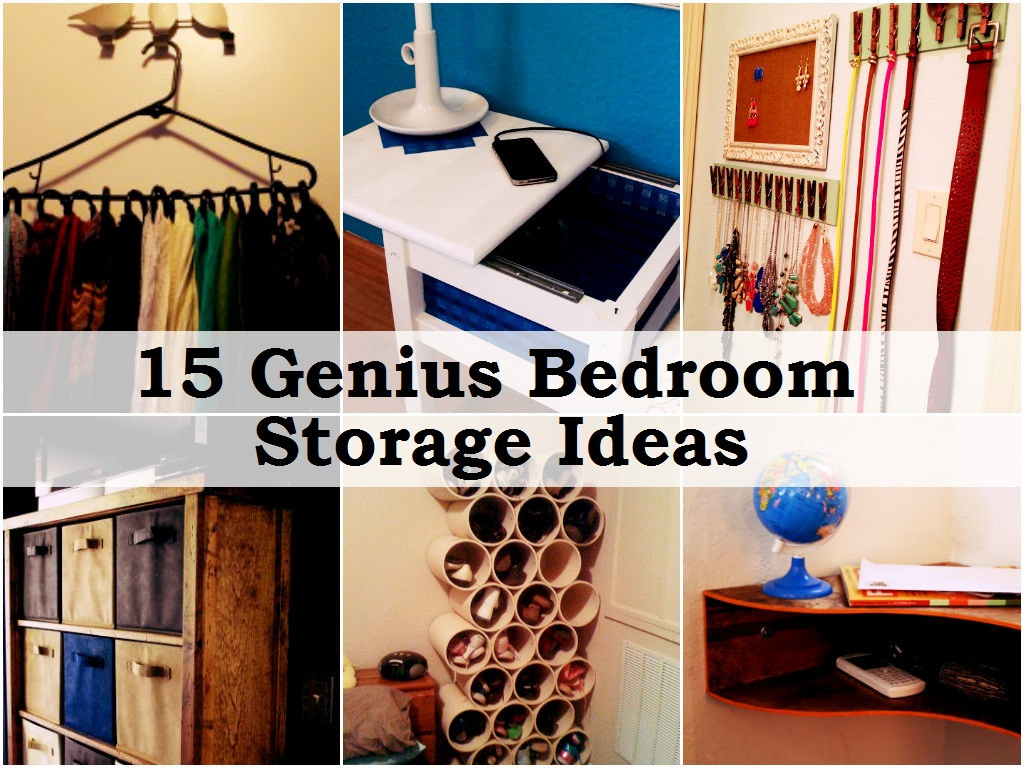 Best ideas about DIY Bedroom Organizers . Save or Pin 56 Storage Ideas For Small Kids Bedrooms 18 Clever Kids Now.