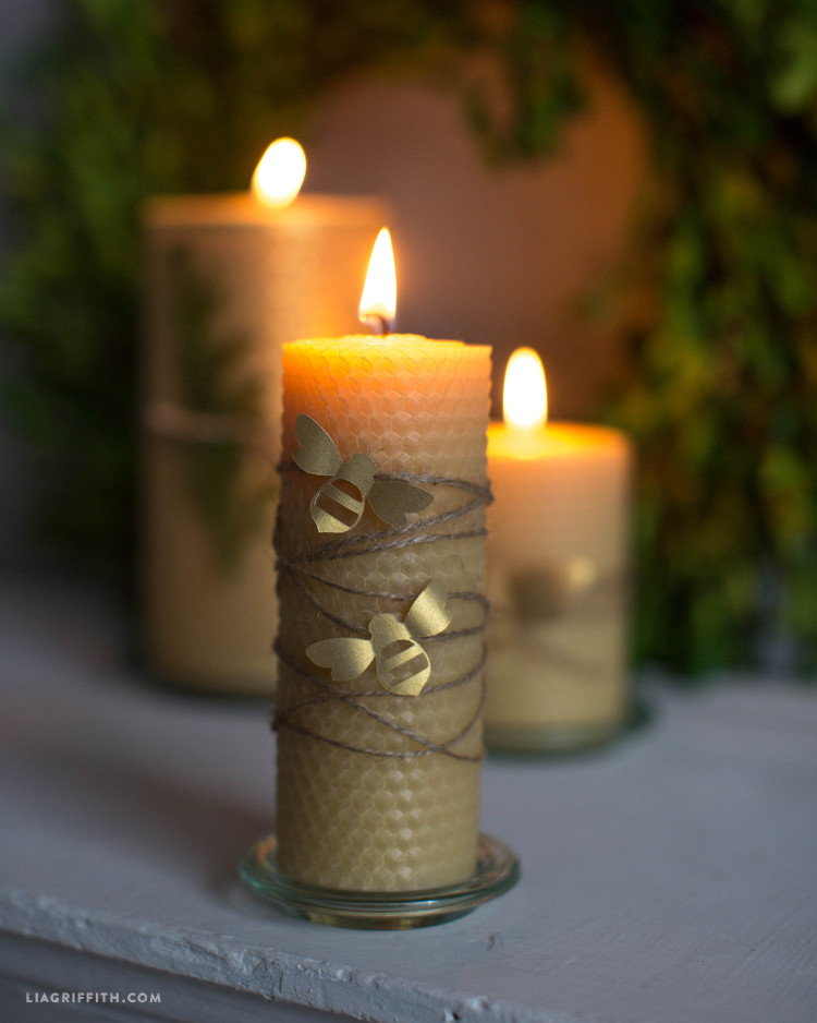 Best ideas about DIY Beeswax Candles . Save or Pin Homemade Beeswax Candles Now.