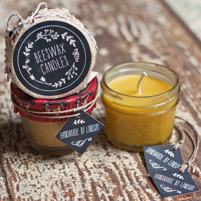 Best ideas about DIY Beeswax Candles . Save or Pin Homemade Beeswax Candles Party Inspiration Now.