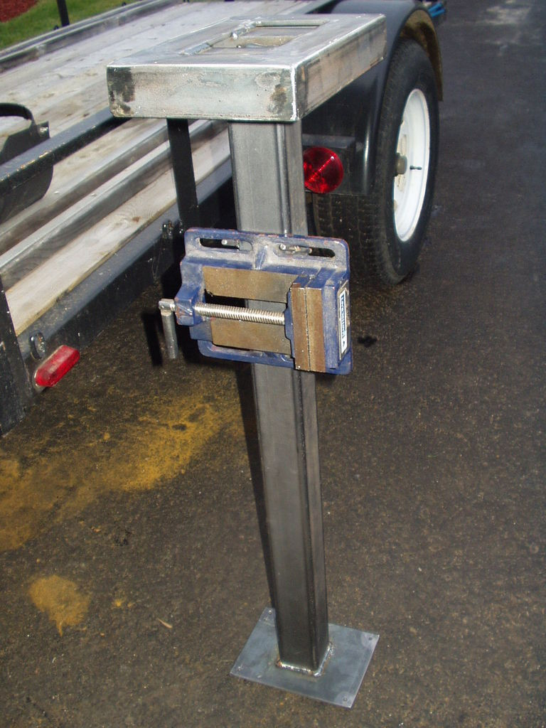Best ideas about DIY Bench Grinder Stand . Save or Pin How to Build Add Diy Bench Grinder Stand PDF Plans Now.