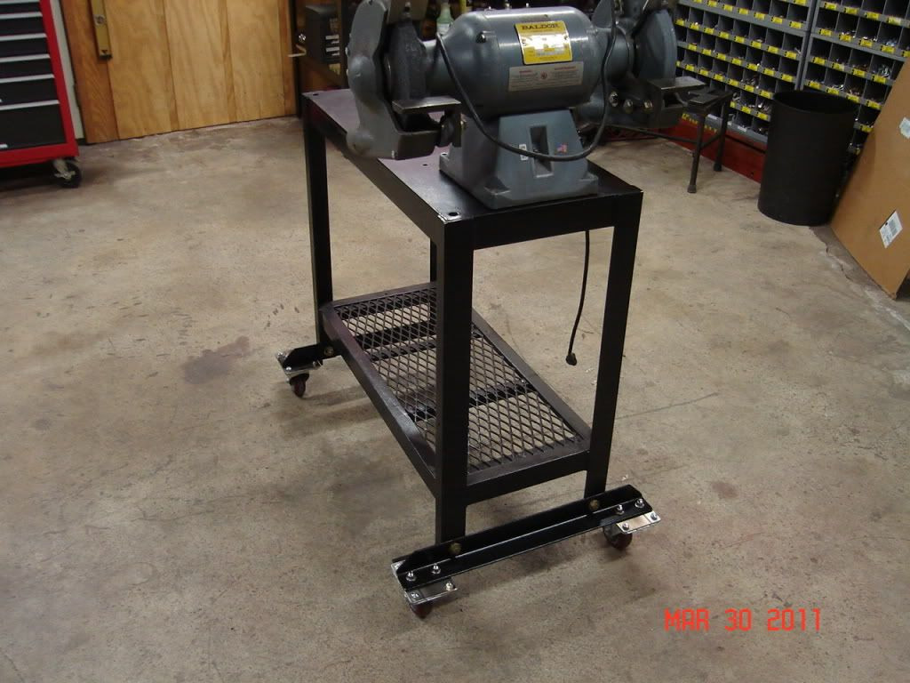 Best ideas about DIY Bench Grinder Stand . Save or Pin Grinder in a box DIY grinder kit Page 14 Now.