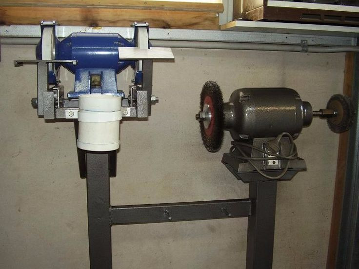 Best ideas about DIY Bench Grinder Stand . Save or Pin 933 best images about Make your own tools on Pinterest Now.