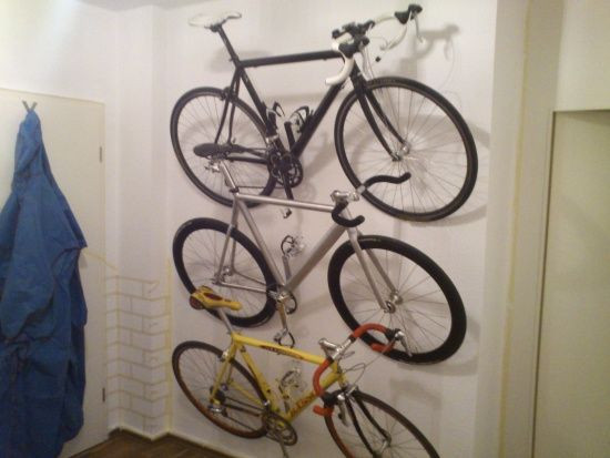 Best ideas about DIY Bicycle Wall Mount . Save or Pin Image result for Bike Pedal Wall Mount Now.