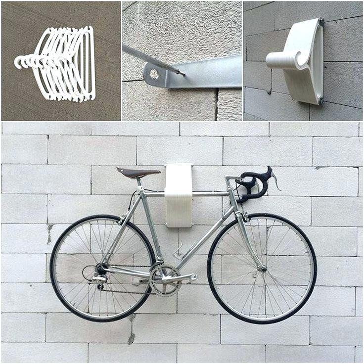 Best ideas about DIY Bicycle Wall Mount . Save or Pin Top 10 DIY Bike Storage Ideas and Inspiration The Handy Mano Now.