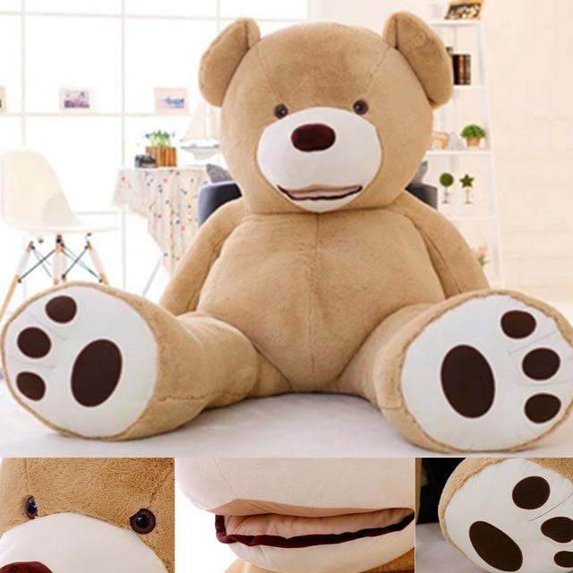 Best ideas about DIY Big Bear . Save or Pin 200cm DIY Teddy Bear Skin large big huge teddy bear Plush Now.