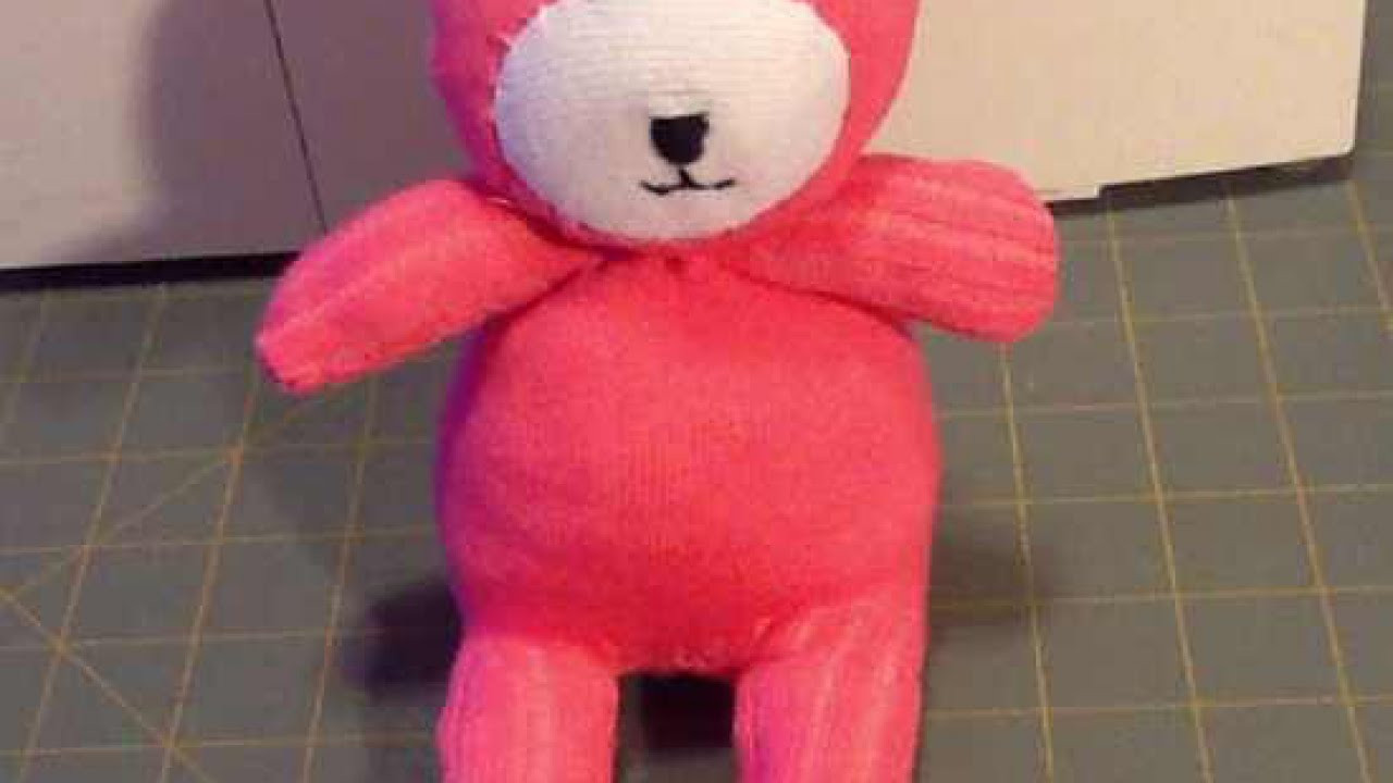 Best ideas about DIY Big Bear . Save or Pin How To Create a Cute Sock Teddy Bear DIY Crafts Tutorial Now.